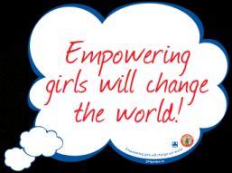 Girl Guides of Canada - EmPOWERing Girls: Thought Bubble Campaign
