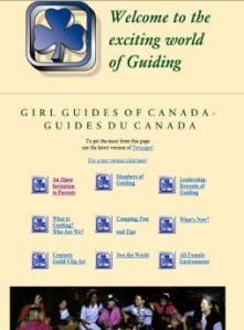 GGC archived website from 1996