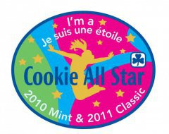 Cookie All Star crest