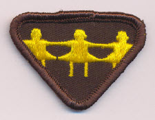 Girl Guide Badge
