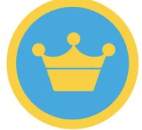 Mayor Badge from Foursquare