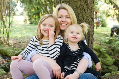 Guest blogger Suzanne and her girls