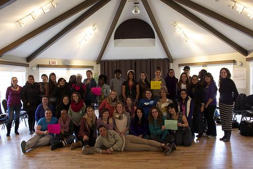 ELLE Participants. Photo: Courtesy KickAction.ca