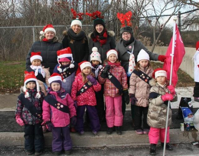 Mississauga Santa Claus Parade. Photo courtesy Chelsea