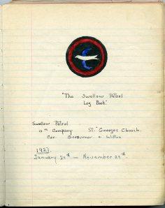 log book1927