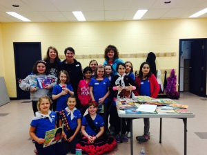 pierrefonds-brownie-book-club-group