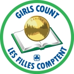 girls count crest