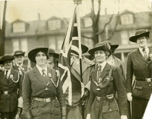 Chief Commissioner Sarah Warren