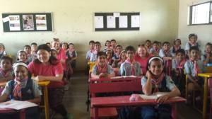 Jan14_DareDreamDoIndianClassroom